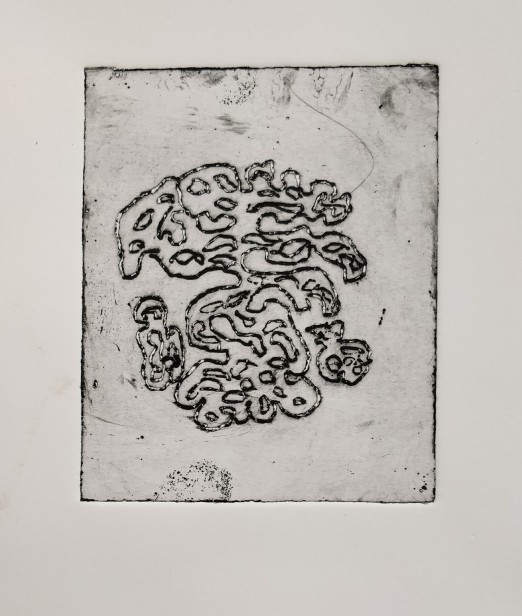 Amyloid Etching
